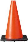 Orange-Pylon