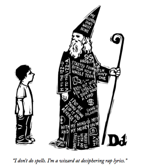 rap wizard