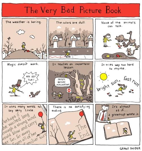 TheVeryBadPictureBook